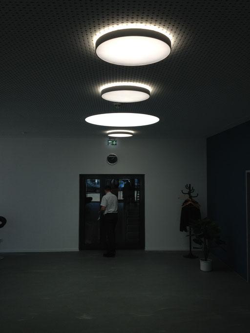 Foyer LED Deckenleuchten