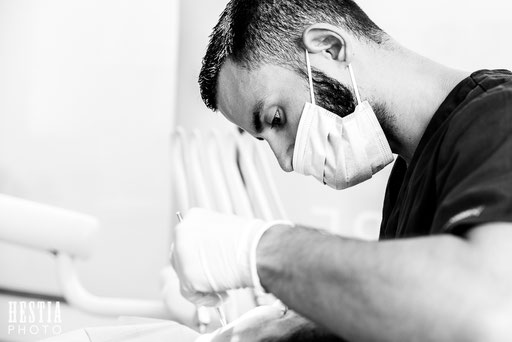 Portrait dentiste à Paris