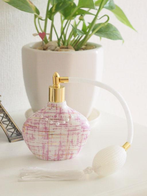 ポーセラーツ:香水瓶