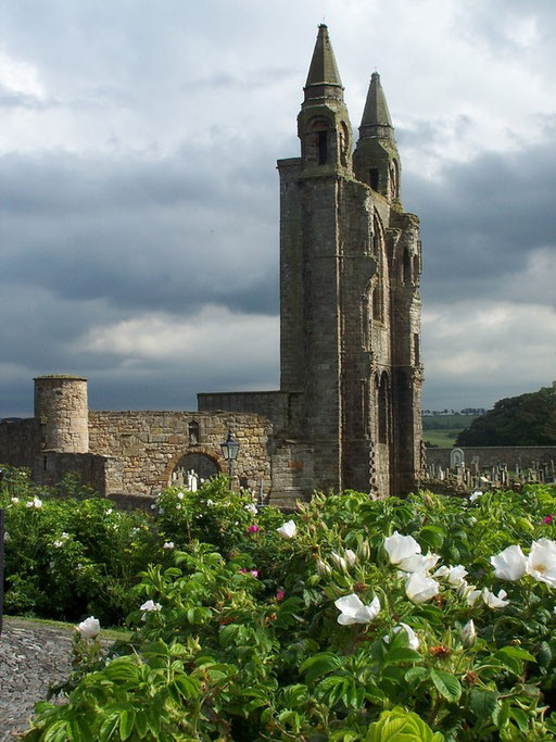 Abbaye de St Andrew