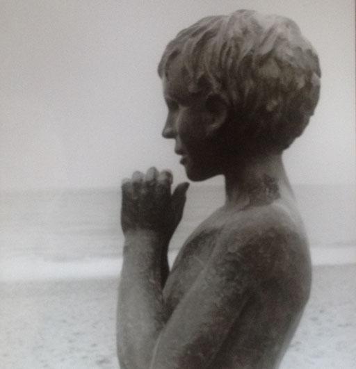Marie, bronze, 110 cm, Belgique