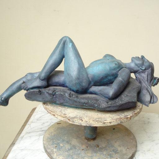 Eurydice, bronze, 42 cm, Belgique