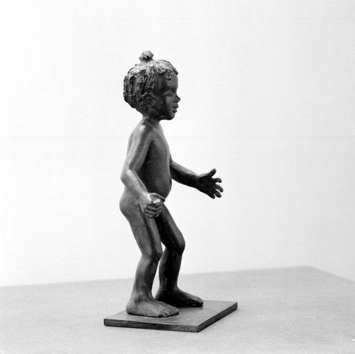 Valérie à la mer, bronze, 17 cm, Disponible, Belgique
