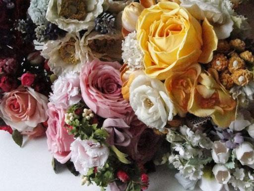 PASS THE BATTON「Romantic flower展」