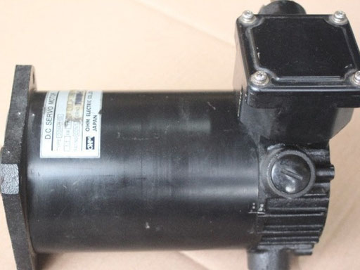 © Reparatur von DC - Permanent - Servomotor bei Elektromotoren - Reparaturwerk Rock (Bild 1)
