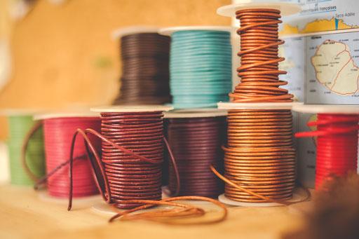 Atelier cuir May Wook