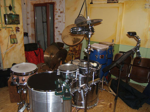 recording für Zirkus-Musiken