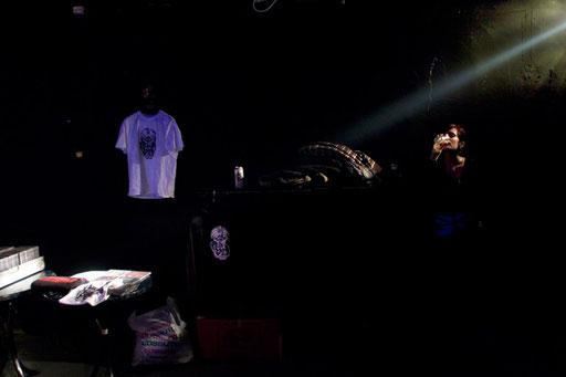 Inside the Underground Punk 'Traffic Live Club'. 2007