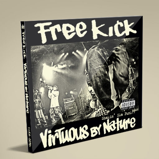 Free Kick / Virtuous By Nature【特別盤】 [1138-0045]