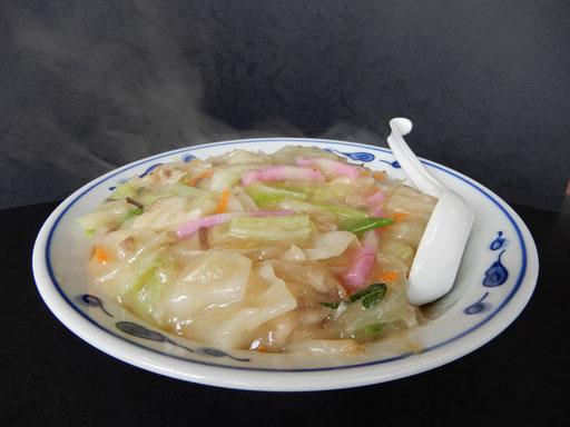 皿うどん(チャンポン風)