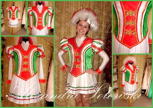 Tanzmariechen Kostüm