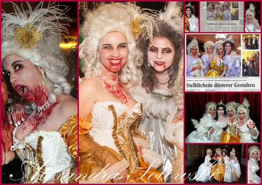 Ball der Vampire Kostüm