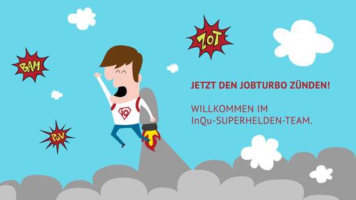 Karriereanzeige/ Bildquellen: freepik.com, Ginach (freevector.com)
