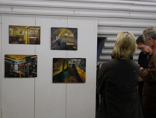Vorderhaus 2. Stock Atelier Zwirner/ Deisel Foto Claudia Spanhel