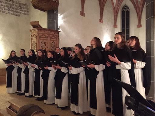 Cantores Amicitiae & Männerchor Klosters Serneus