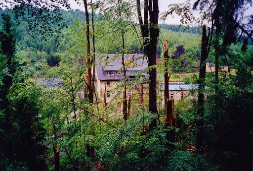 Wünschendorf Erzgebirge Windhose 2001