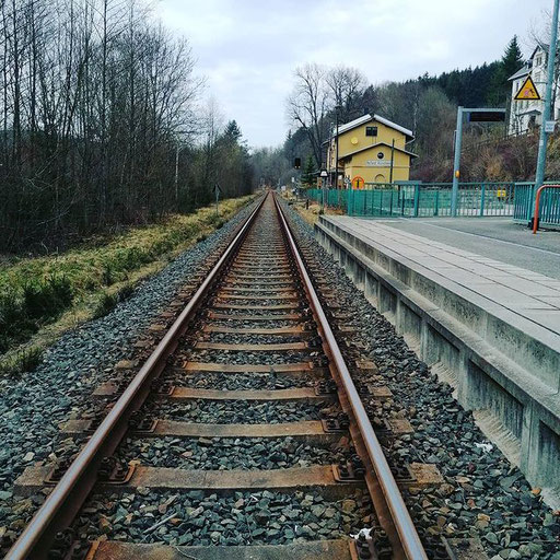 Wünschendorf Bahnhof Reifland Wünschendorf