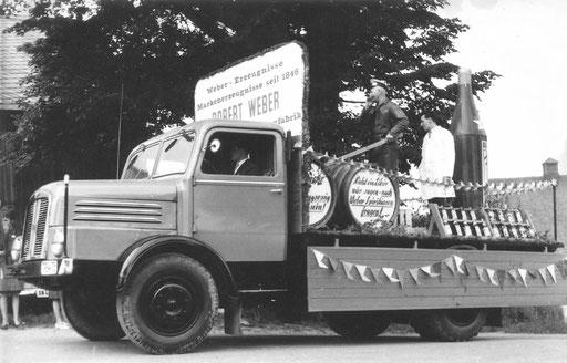 Wünschendorf Erzgebirge Schul und Heimatfest 1965