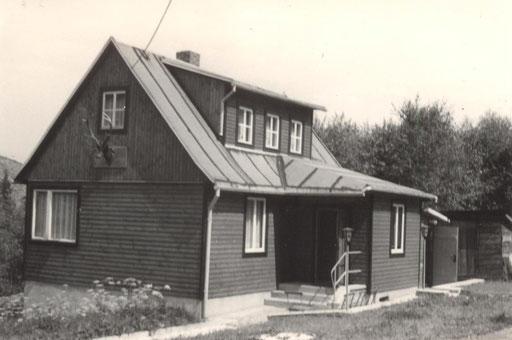 Wünschendorf Erzgebirge Jagdhütte