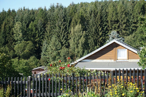 Kleingartenanlage Wünschendorf Erzgebirge