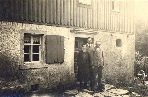 Wünschendorf Erzgebire Stolzenhain 1939