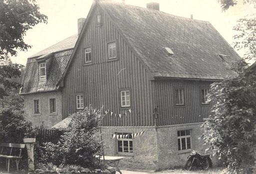Wünschendorf Erzgebire Stolzenhain um etwa 1970