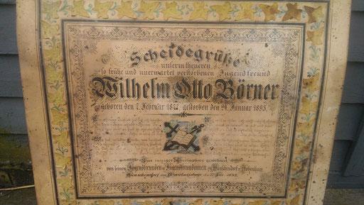 Wünschendorf Erzgebirge Börner 1893