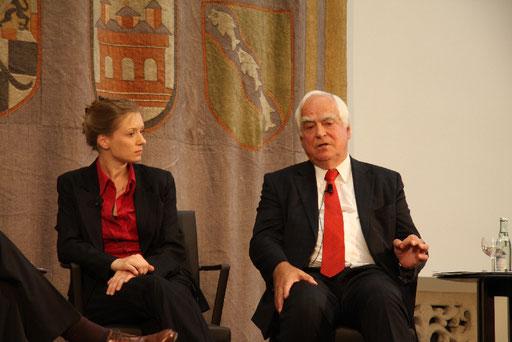 Lisa Herzog, Peter Eigen