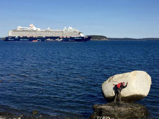 Bild: Mein Schiff 6 - Bar Harbor