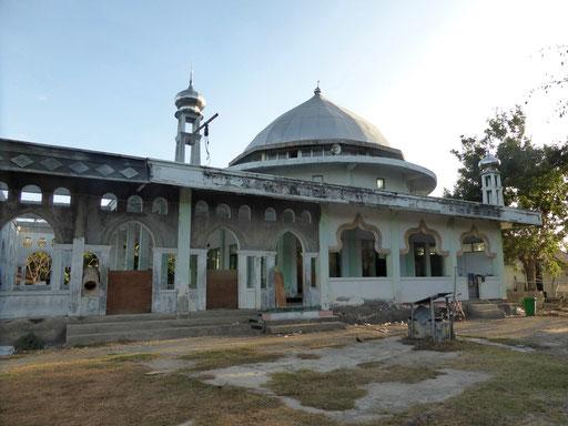 Bild: Moschee der Insel