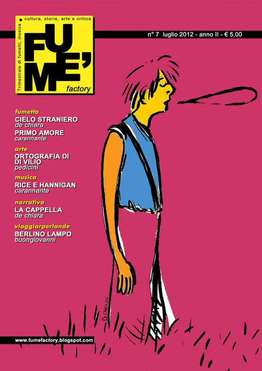 Fumé n. 7, luglio 2012