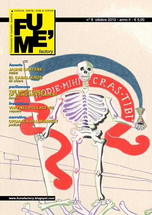 Fumé n. 8, ottobre 2012