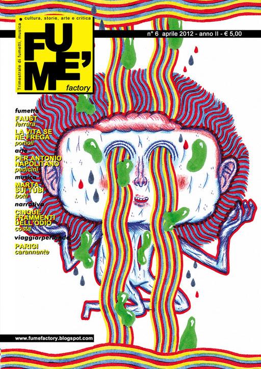 Fumé n. 6, aprile 2012