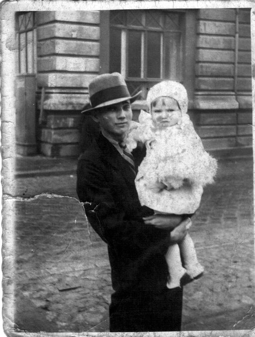 Ernst Katterwe+Martha Gertruda Copik