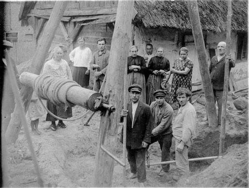 Brunnenbau in Groß Graben
