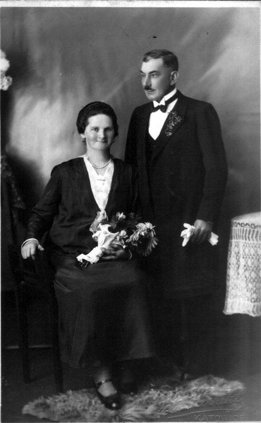 Ftanziska & Albert Katterwe