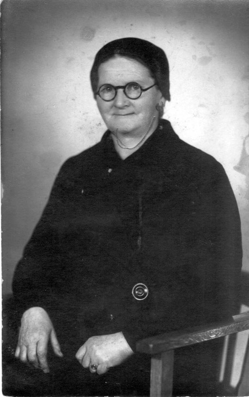 Franziska Katterwe geb. Dambrowska
