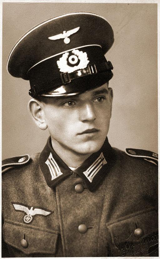Heinrich Katterwe, im Krieg gefallen