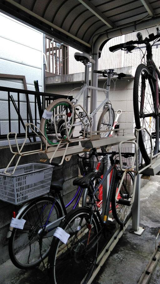 自転車撤去のお知らせ@菱和パレス中目黒管理組合ブログ/株式会社クレアスコミュニティー
