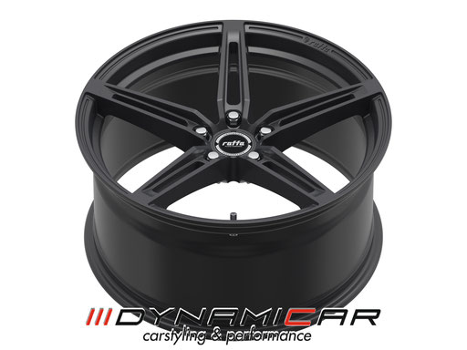 RAFFA WHEELS RF-01 MATT GRAPHIT