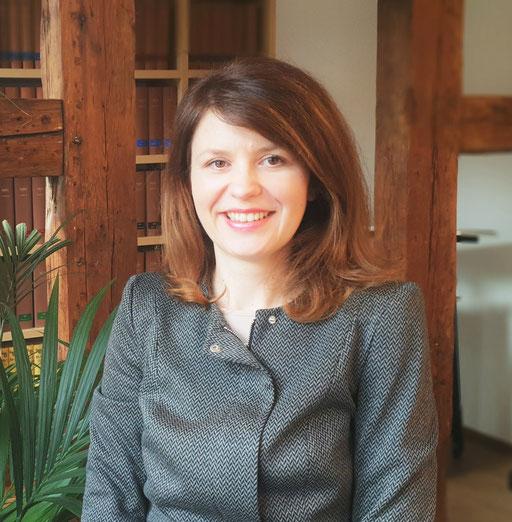 Rechtsanwältin Anna Freyberger