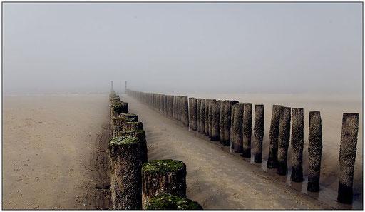 Nebel am Meer #2 (Domburg,NL)