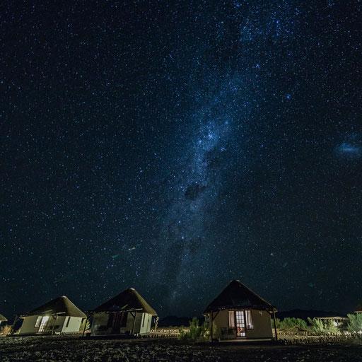 Sternenhimmel Desert Homestead
