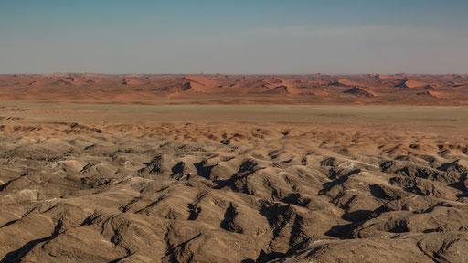 Flug über die Namib #1