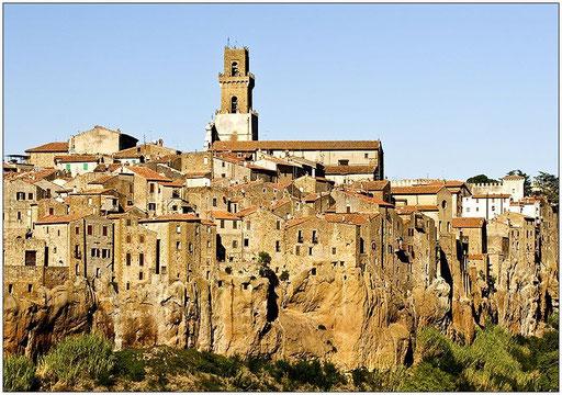 Pitigliano #1, Toskana