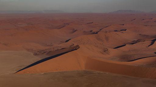 Flug über die Namib #2 (Düne 45)