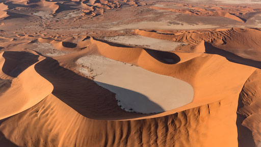 Flug über die Namib #3 (Dead Vlei)