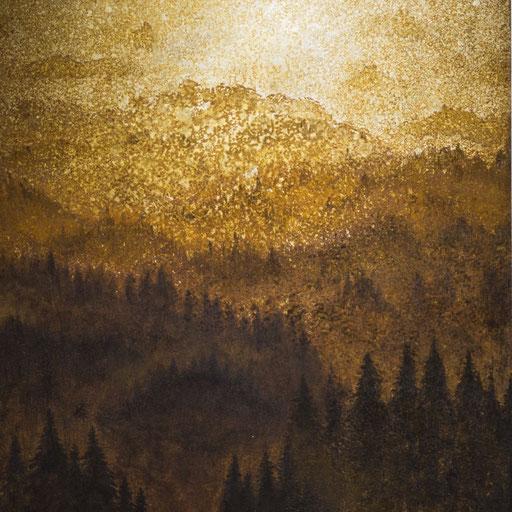 セピア色の森 Forest in Sepia