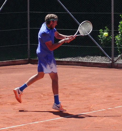 Turniersieger Christoph Negritu
