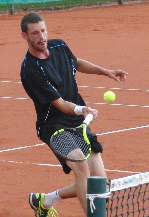 Viertelfinalist Stephan Hoiss